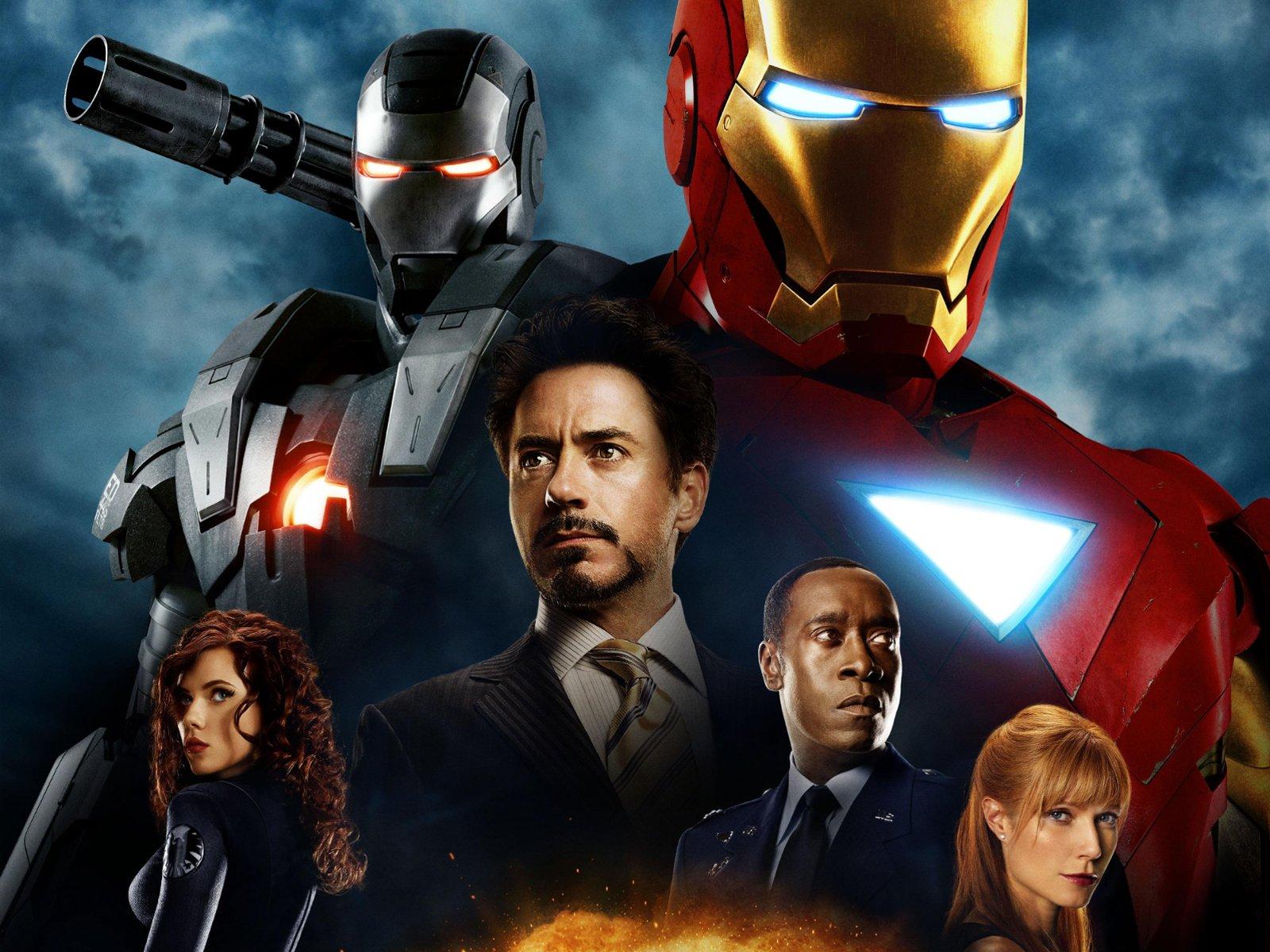 Iron man 2 фильм железный человек 2