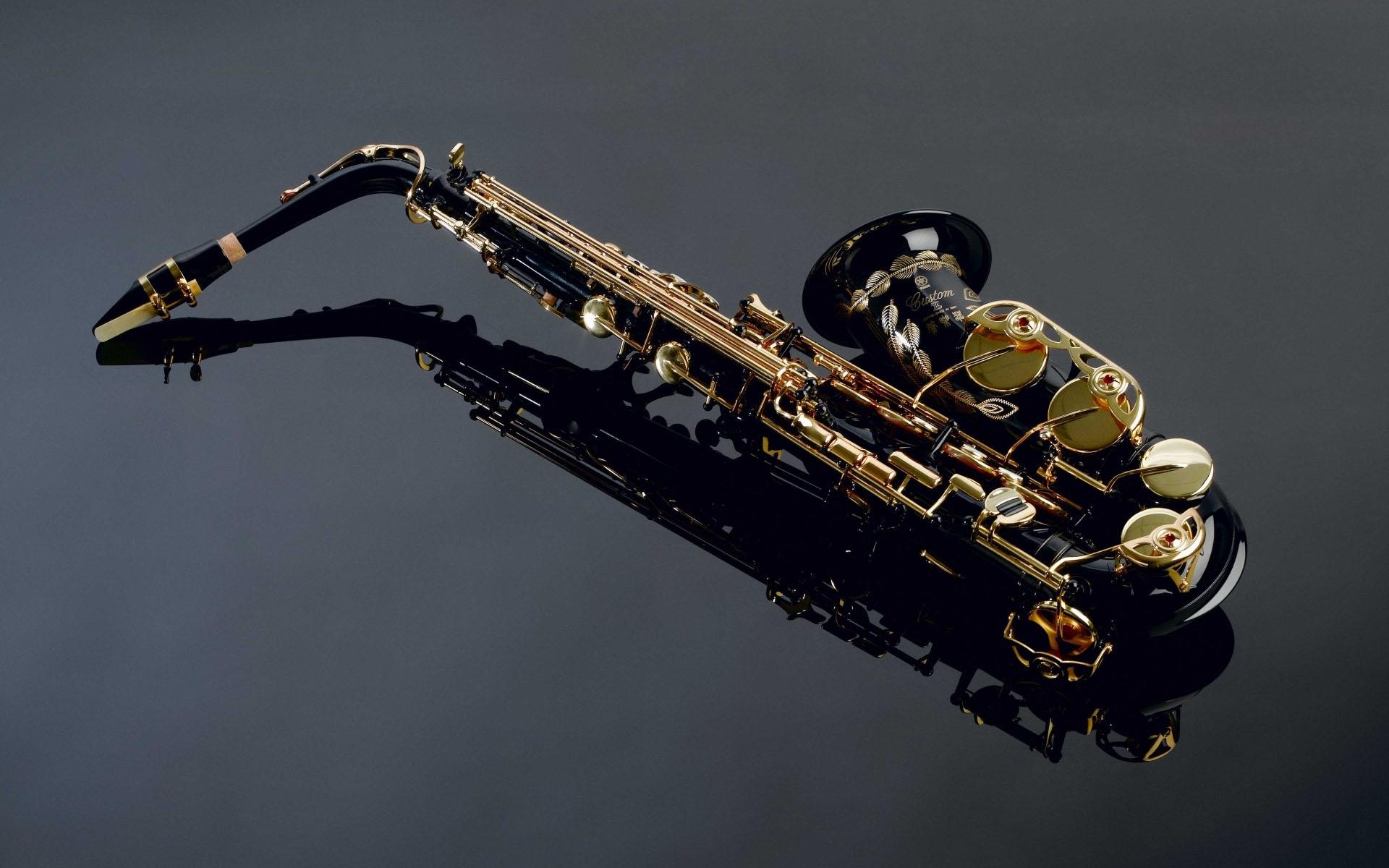 Саксофон обои фото saxophone музыкальный