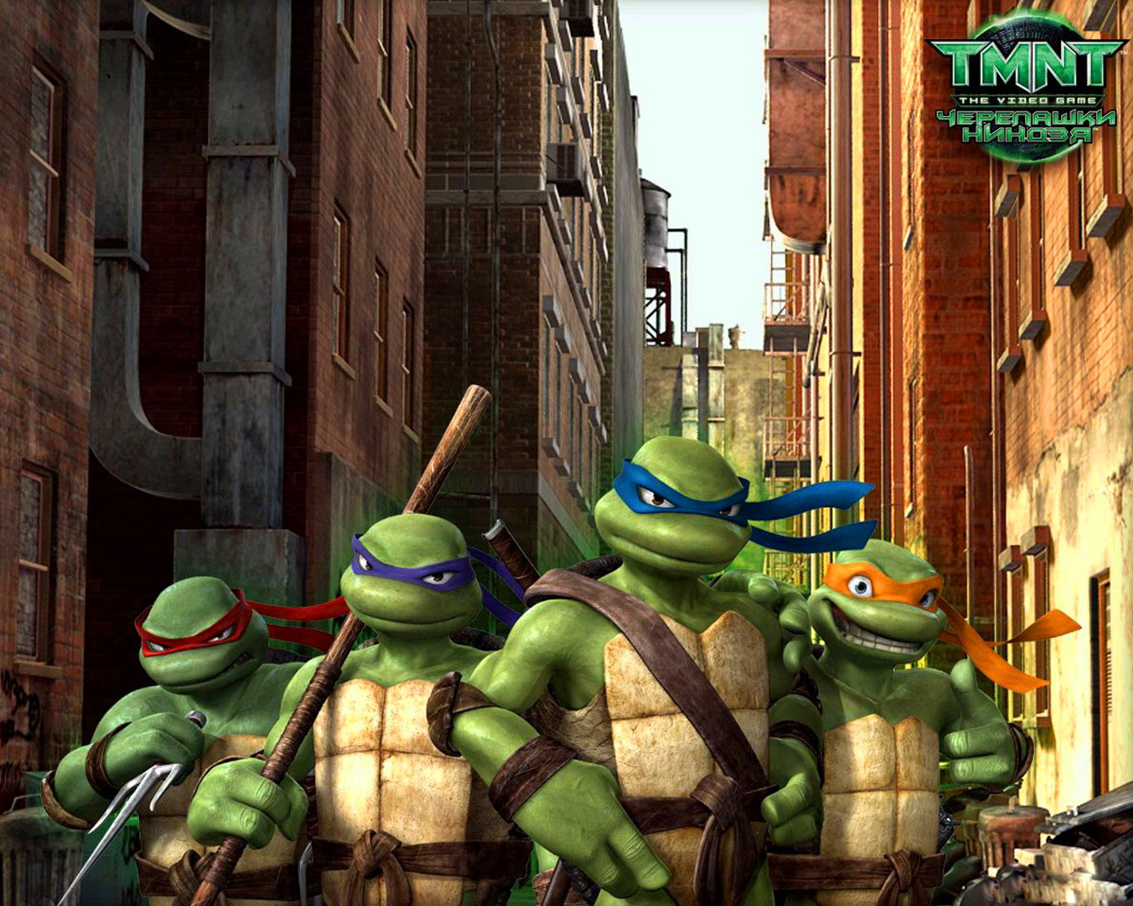 Обои фото teenage mutant ninja turtles tmnt картинки