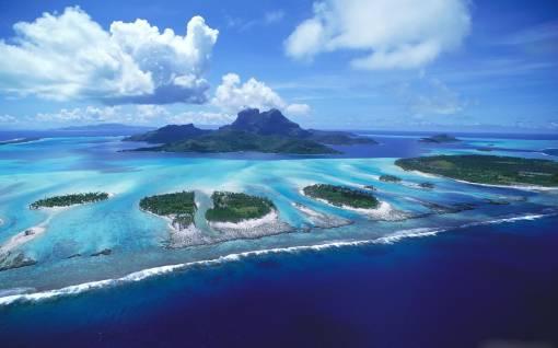 Тропические острова