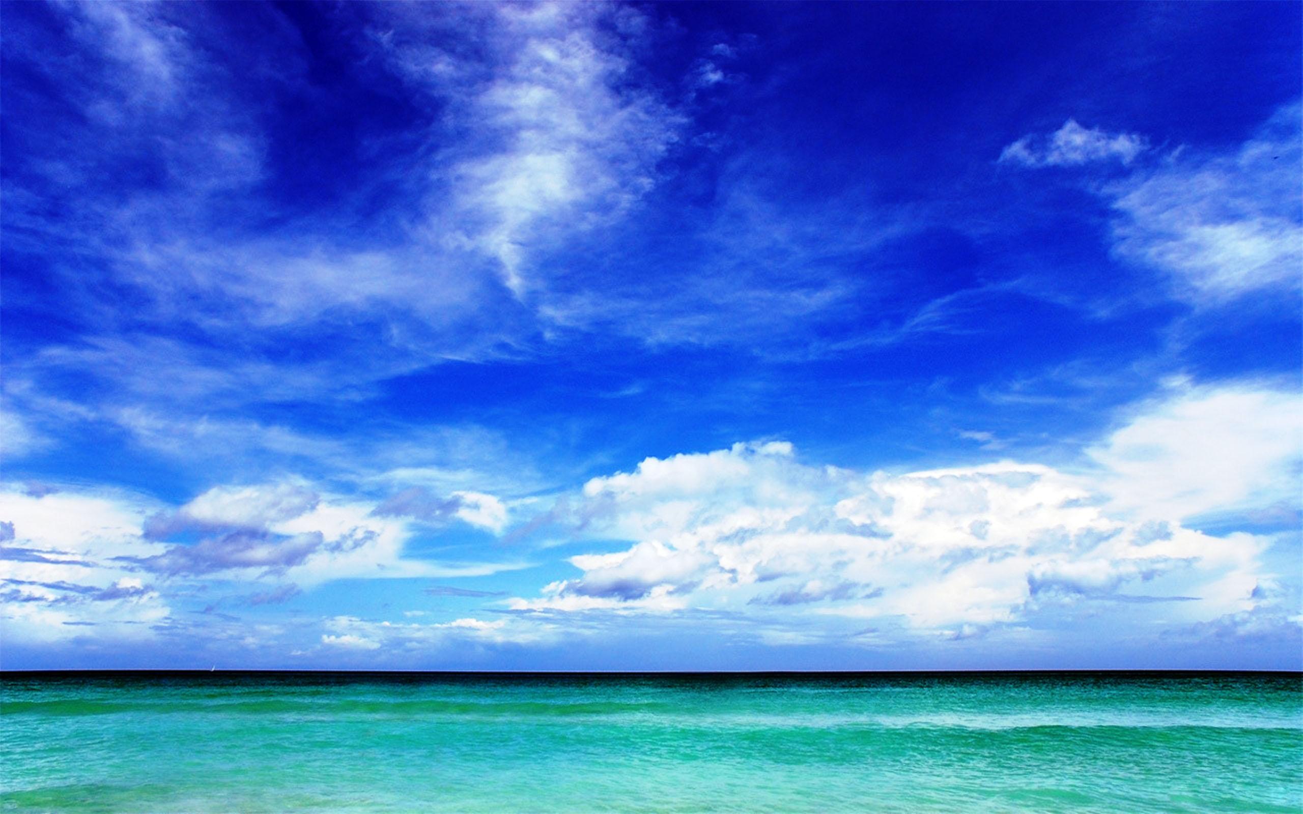 Море обои фото небо и море картинки