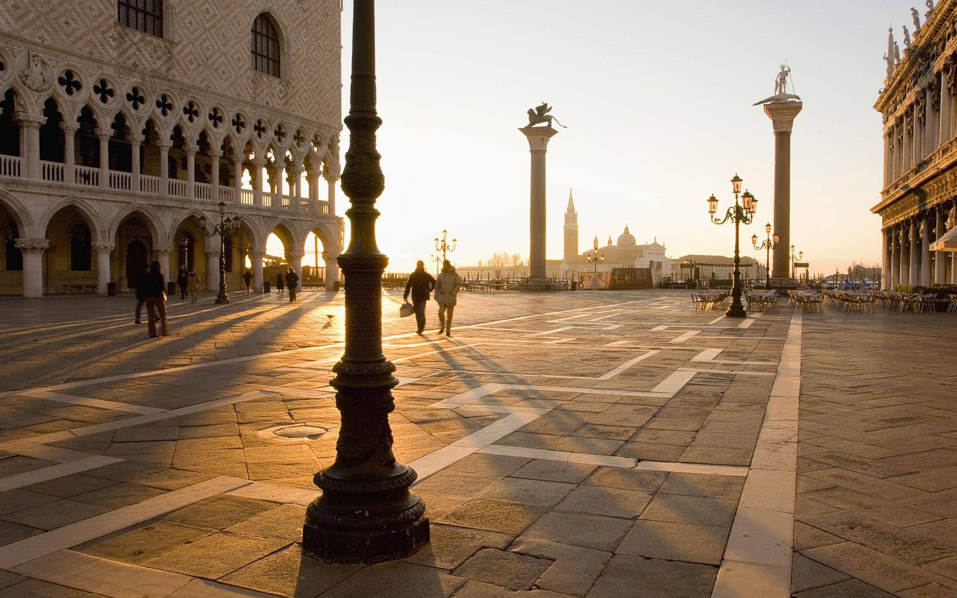 Обои фото италия венеция картинки