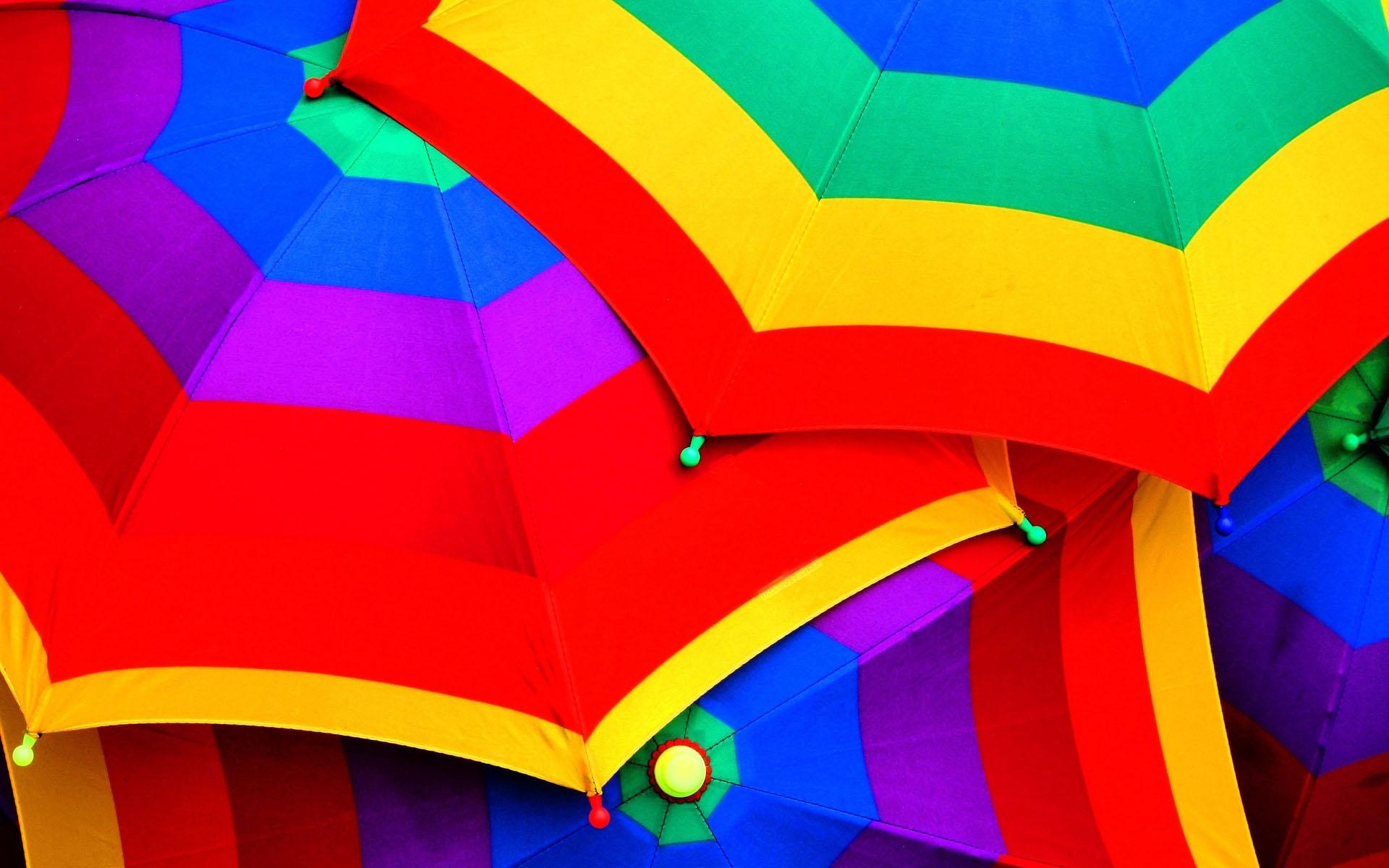 Красивые цвета радуги картинки