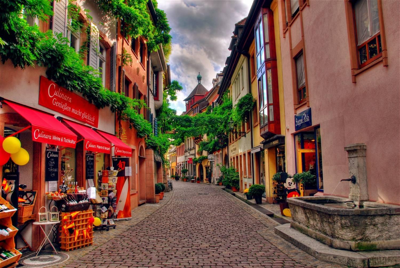 Красивые улицы обои фото улицы италии