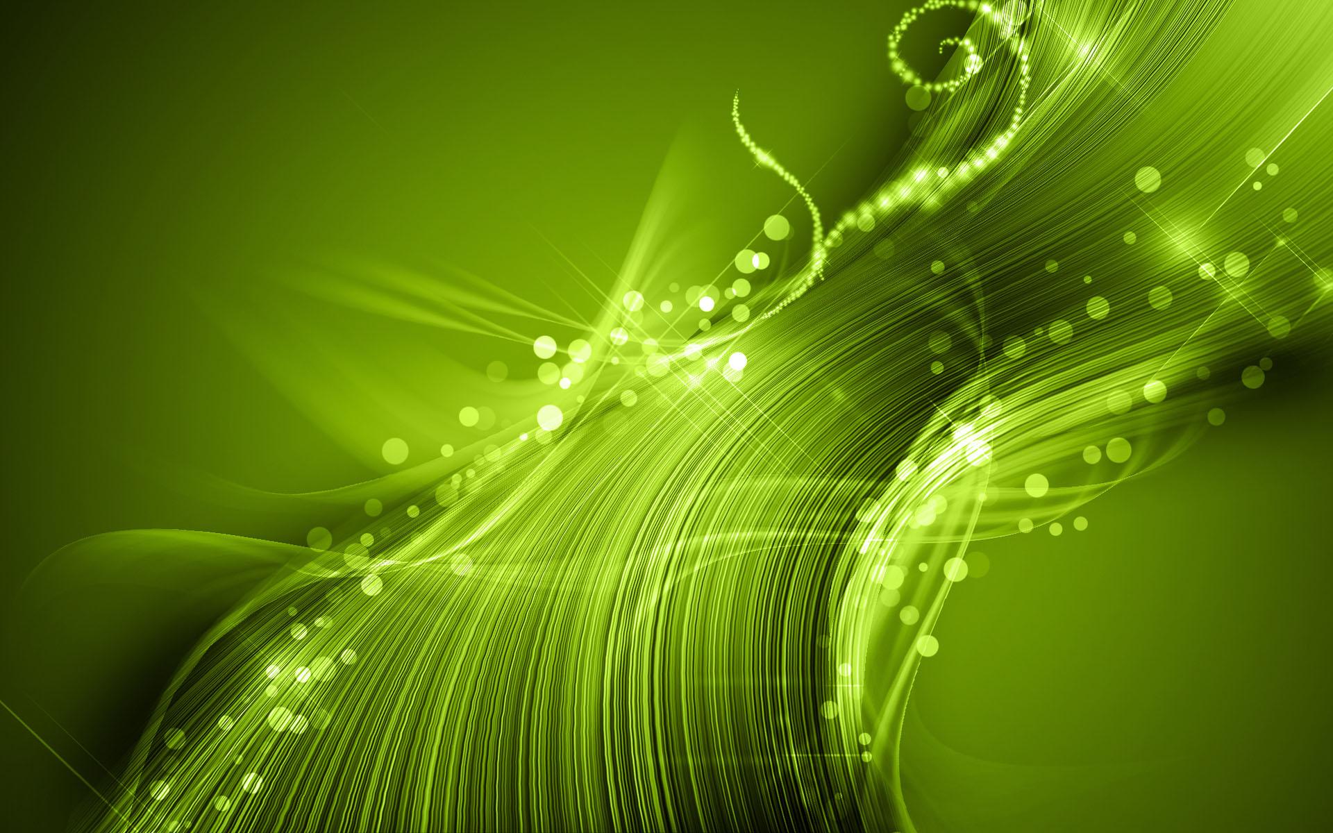 Зеленый свет обои скачать картинки на