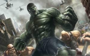 The incredible hulk обои картинки фото