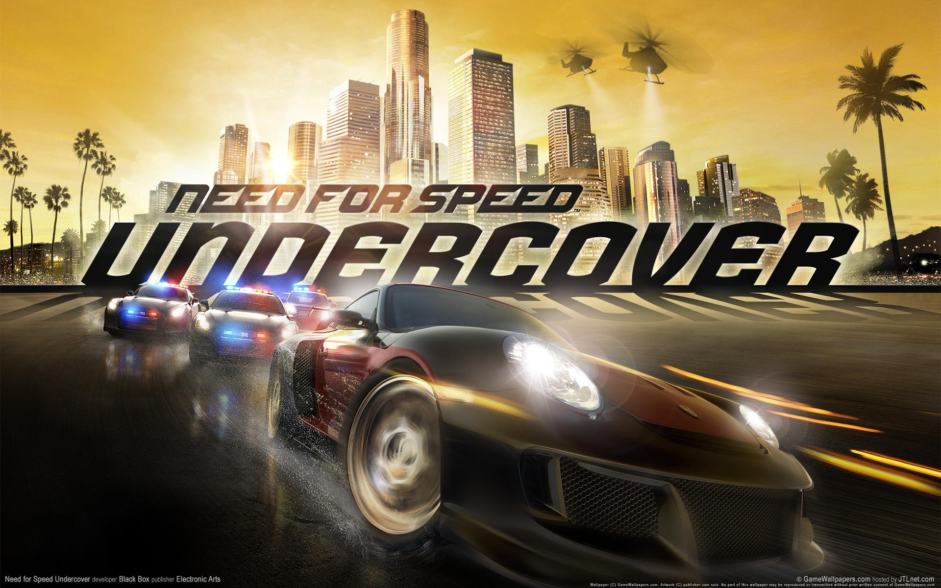 Скачать картинку бесплатно Need for Speed Undercover, game, pc games