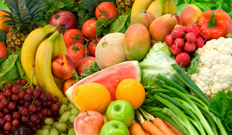 Фрукты и овощи обои, скачать картинки на рабочий стол ...